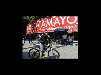 CompartoDepa MX - Samuel - 33 - Monterrey
