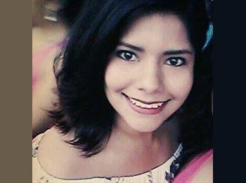 Cindy - 18 - Estudiante
