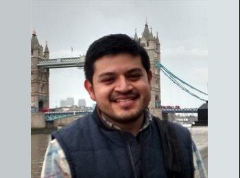 CompartoDepa MX - Marco Alvarez - 25 - DF