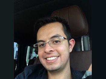 CompartoDepa MX - Juan Pablo Gonzalez - 27 - Guadalajara