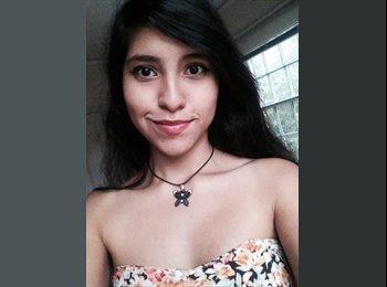 CompartoDepa MX - Vanessa A. - 19 - Cholula