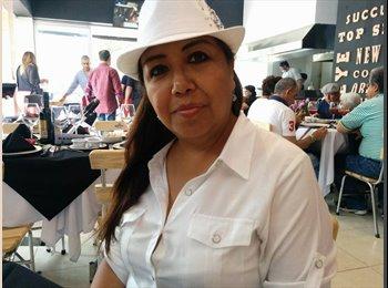 CompartoDepa MX - Susana - 45 - Guanajuato