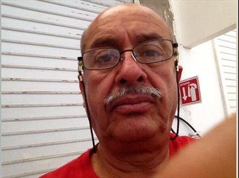 Nicolás villaseñor - 65 - Jubilado