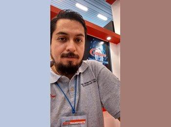CompartoDepa MX - Gerardo  - 32 - Mérida