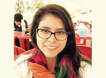CompartoDepa MX - Dulce  Daniela - 22 - León