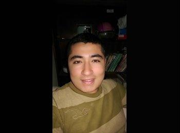 Luis enrique barron - 22 - Estudiante