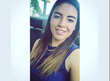 CompartoDepa MX - Scarleth - 21 - Puebla