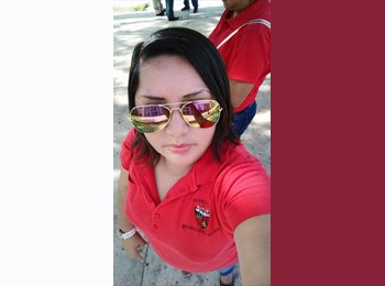 MARY FLORES - 27 - Profesional