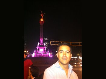CompartoDepa MX - Emmanuel - 37 - Monterrey