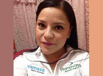 CompartoDepa MX - stephanie rodriguez es - 24 - Monterrey