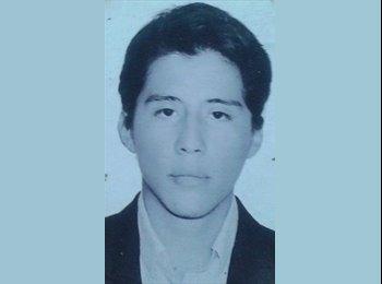 CompartoDepa MX - Luis Martín - 20 - Monterrey