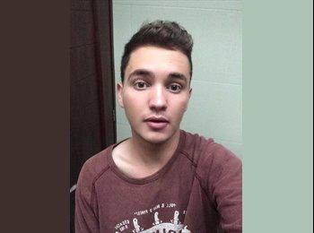CompartoDepa MX - Alejandro - 18 - Aguascalientes