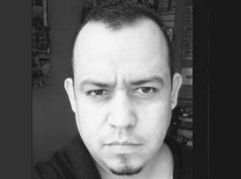 CompartoDepa MX - Diego Sanchez - 37 - Monterrey