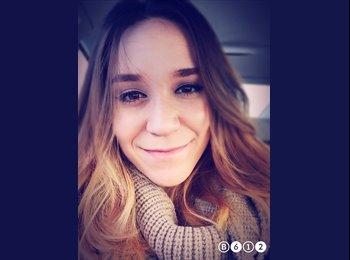 CompartoDepa MX - Adriana - 24 - Monterrey