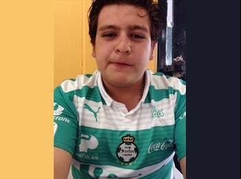 CompartoDepa MX - Miguel - 21 - Veracruz