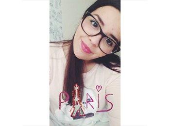 María Fernanda Morán - 18 - Estudiante