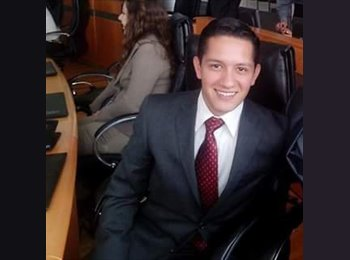 CompartoDepa MX - daniel  - 22 - Cd. Juárez