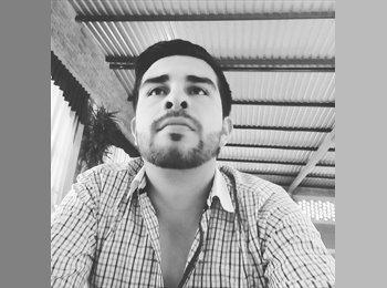 CompartoDepa MX - Alan Vázquez - 21 - Morelia