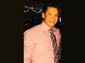 CompartoDepa MX - Edgar Ivan Del Angel B - 34 - Morelia