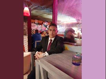 CompartoDepa MX - Ricardo Sergio - 41 - DF