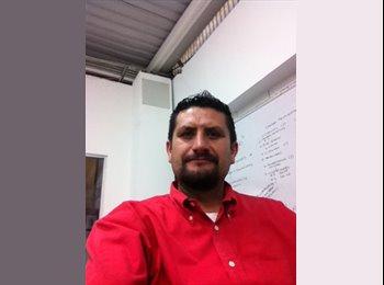CompartoDepa MX - José - 39 - Aguascalientes