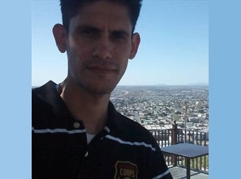 CompartoDepa MX - Esteban   - 24 - Hermosillo