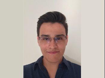 CompartoDepa MX - Carlos - 19 - Monterrey