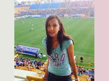 CompartoDepa MX - Patricia - 20 - Monterrey