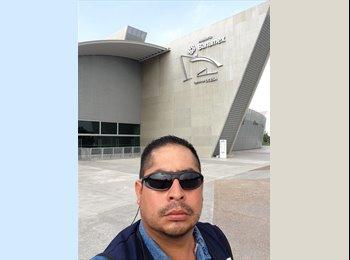 CompartoDepa MX - Mauricio  - 36 - Monterrey