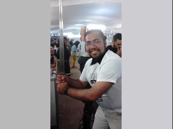 CompartoDepa MX - Jesus  - 31 - Aguascalientes