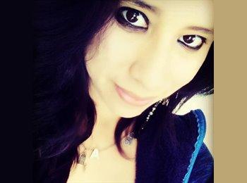 CompartoDepa MX - Anna - 20 - Pachuca