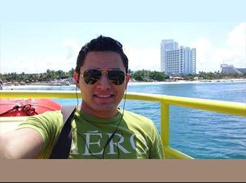 CompartoDepa MX - Hugo Gerson - 26 - Cancún