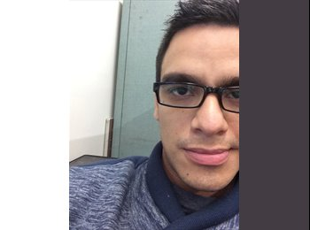 CompartoDepa MX - Roger - 26 - Mexicali