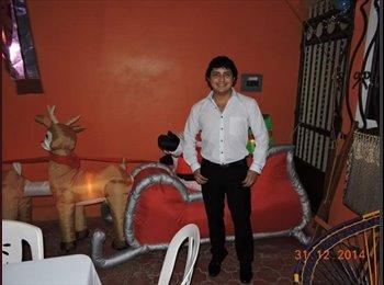 CompartoDepa MX - jorge - 24 - Villahermosa