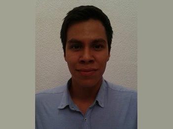 CompartoDepa MX - Claudio  - 25 - Monterrey