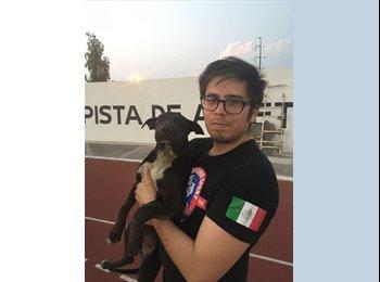CompartoDepa MX - Gerardo - 32 - Mexicali