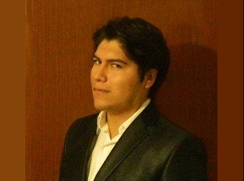 CompartoDepa MX - Alejandro Lopor - 22 - México - D.F.