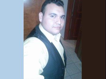 CompartoDepa MX - Luis Octavio Zavala - 28 - Culiacán