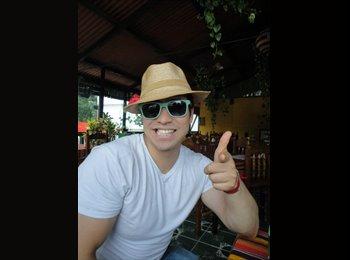 CompartoDepa MX - Enrique - 28 - Chihuahua