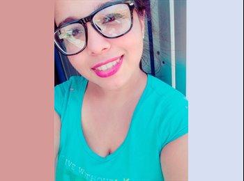 CompartoDepa MX - Karen Valencia  - 22 - Veracruz