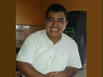 CompartoDepa MX - Jorge  - 37 - Monterrey