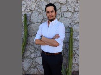 CompartoDepa MX - Alain Arochi - 27 - Hermosillo