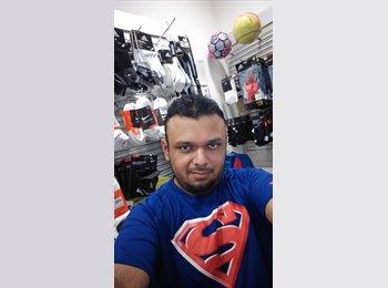 CompartoDepa MX - Sergio antonio - 28 - Villahermosa