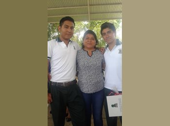 CompartoDepa MX - Jose Marcelino Molina  - 18 - Veracruz