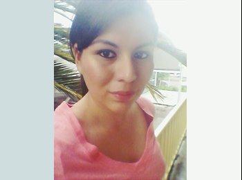 CompartoDepa MX - Alejandra Morales - 23 - Aguascalientes
