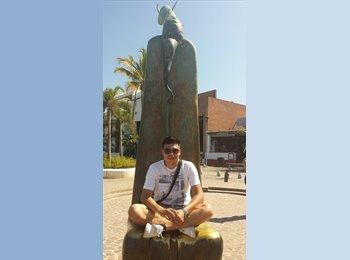 CompartoDepa MX - jonathan - 23 - Zacatecas