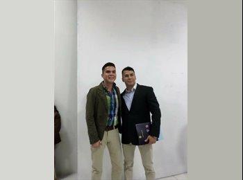 CompartoDepa MX - Daniel Ramos - 24 - León