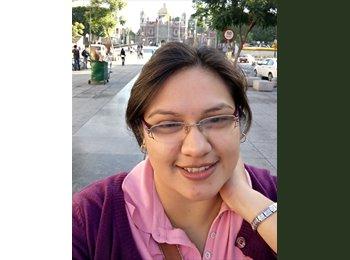CompartoDepa MX - Jessica  - 23 - San Luis Potosí