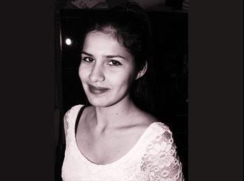 CompartoDepa MX - rebeca Herrera - 20 - Ciudad Juárez