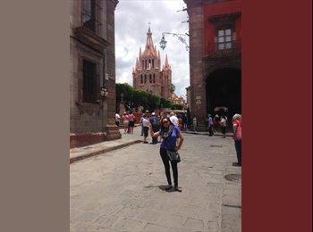 CompartoDepa MX - Brenda González  - 34 - México - D.F.